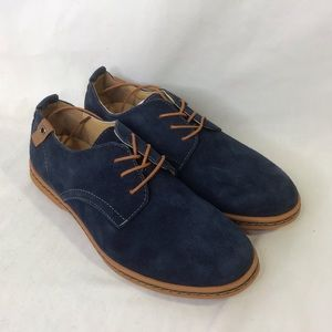 New Kunsto Classic Leather Oxford  Lace Up Mens 42